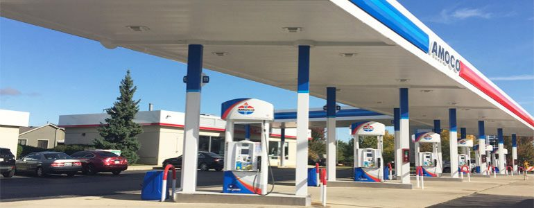 Amoco Gas Station Locations