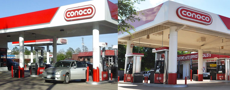 Conoco Gas Station Locations