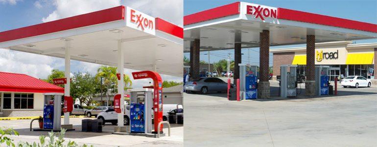 Exxon Gas Station Near Me