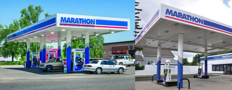 Marathon Gas Station Locations