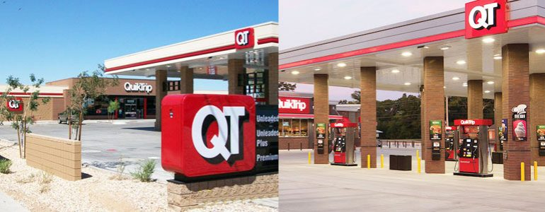 Nearest QuikTrip Gas Station To Me
