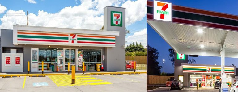 7 Eleven Gas Station Locations