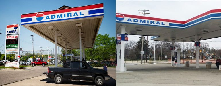 Admiral Gas Station Near Me