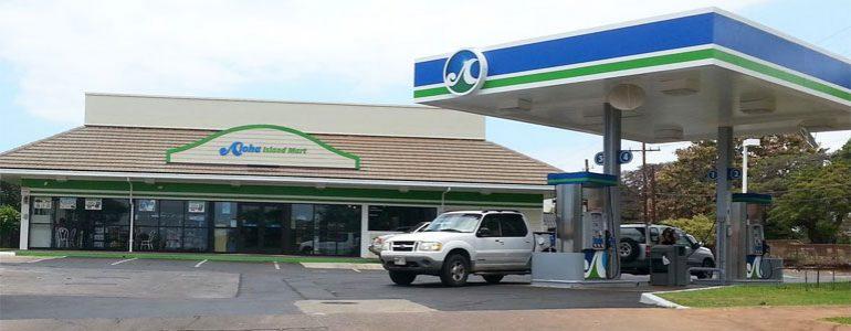 Aloha Gas Station Near Me