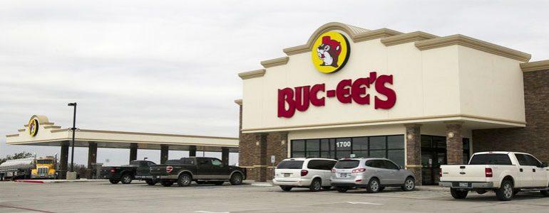 Nearest Buc ee's Gas Station