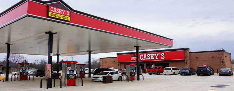 Casey's Stations