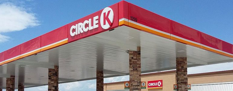 Circle K Gas Station Locations
