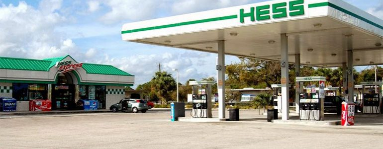 Hess Gas Station Locations
