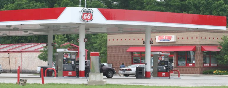 Phillips 66 Gas Station Near Me